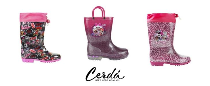 rain gear boots for kids