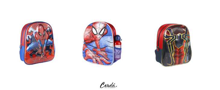 new spiderman products