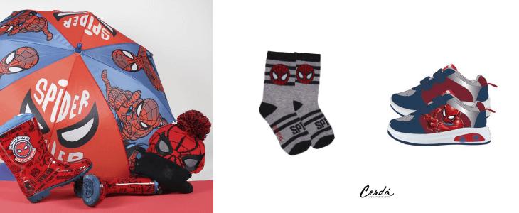 spiderman winter accessories