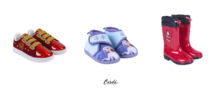 Winter footwear options