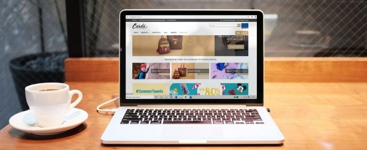 Cross selling in the ecommerce of Cerdá