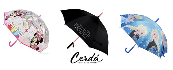 umbrella disney cerdá