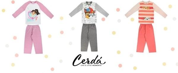 Pajama Paw Patrol Cerda