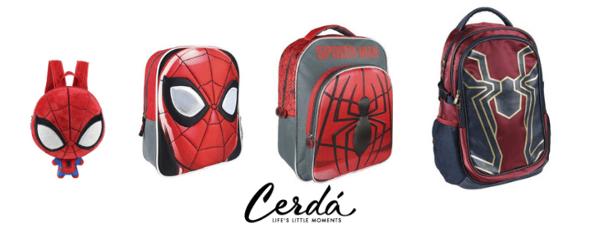 spiderman cerdá