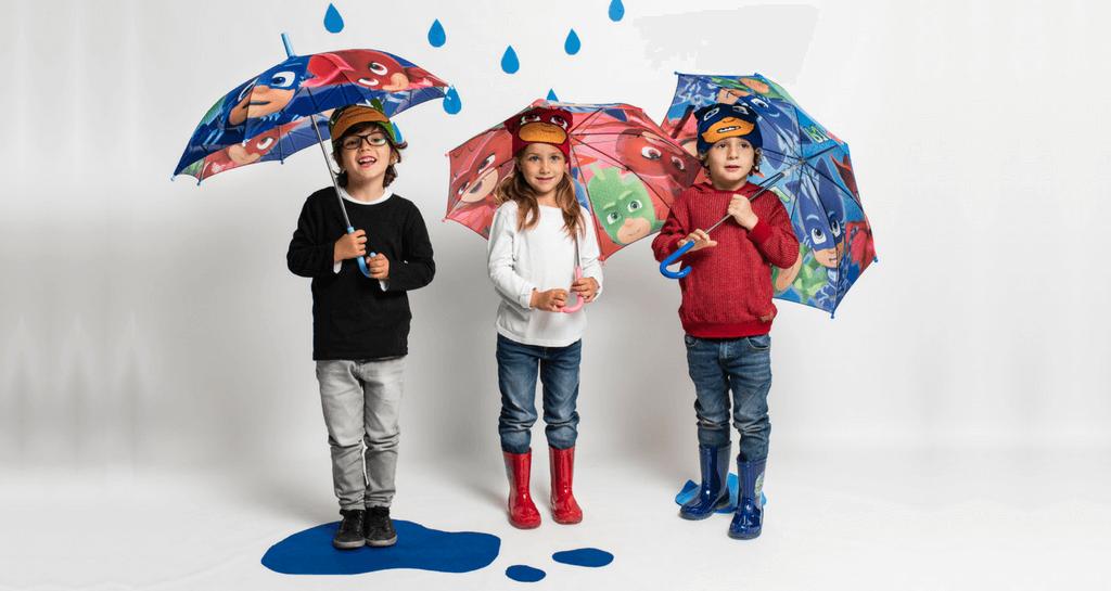 Botas de agua para niños: un producto estrella