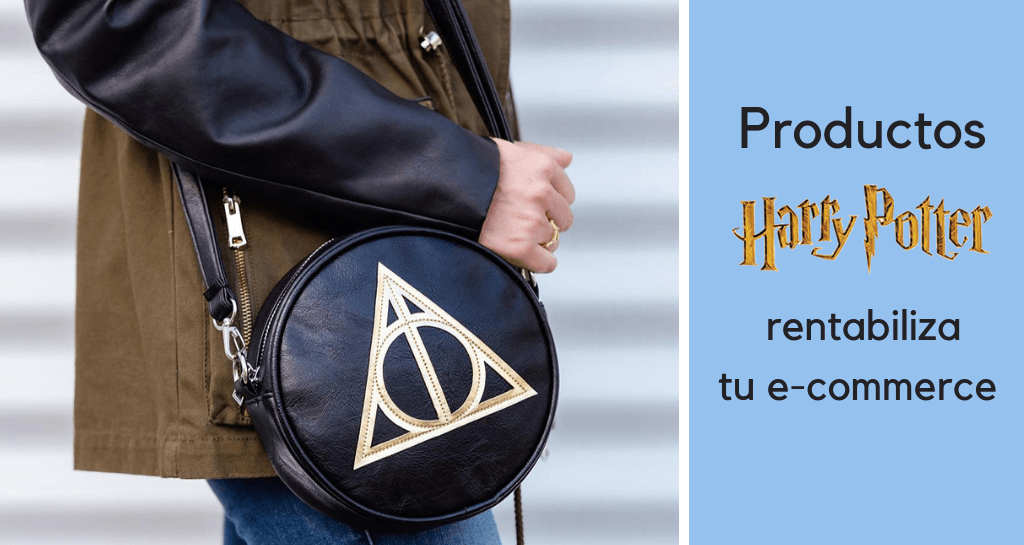 Cerdá, distribuidor de productos Harry Potter. ¡Amplía tu stock!
