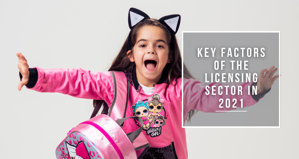 Key factors of the licensing sector this year 2021