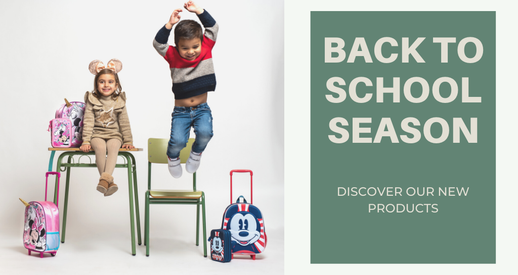 Back to school season: discover our new products