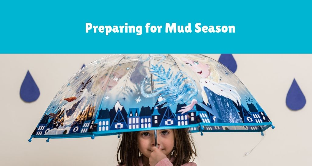 Preparing for Mud Season: the best rain gear for kids!