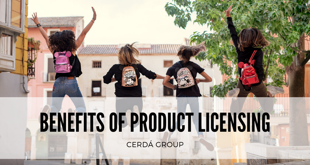 4 benefits of product licensing