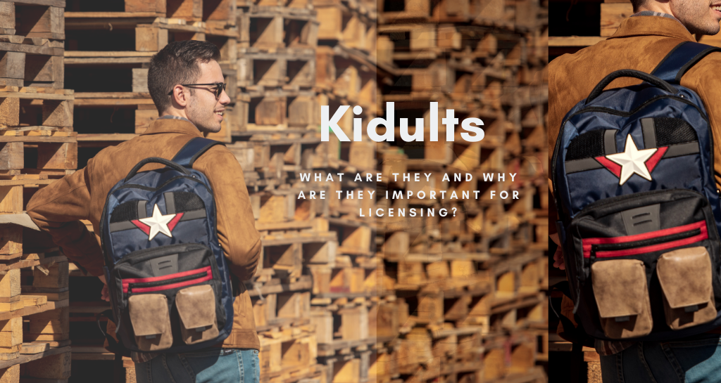 Kidults: what are they and why are they important for licensing?