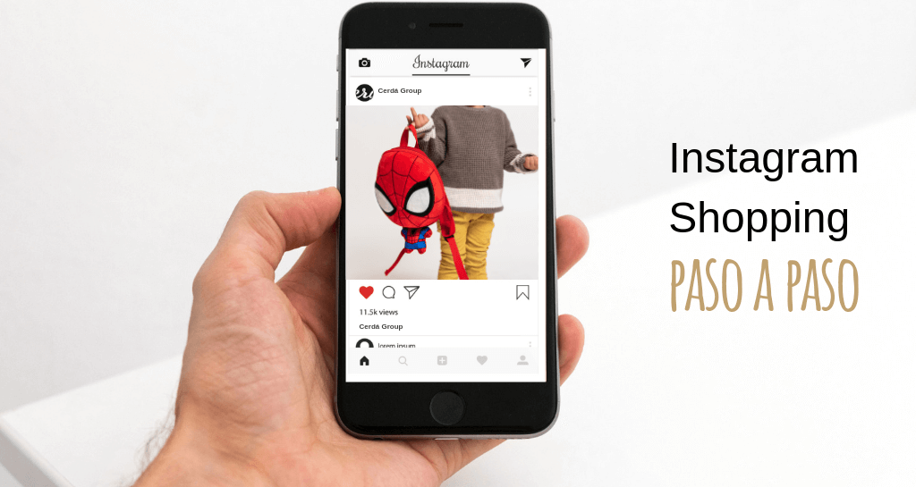 Instagram shopping paso a paso: aumenta tus ventas e-commerce