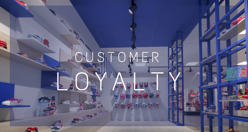 CUSTOMER LOYALTY. HOW TO IMPROVE THE RELATIONSHIP WITH OUR CLIENTS?
