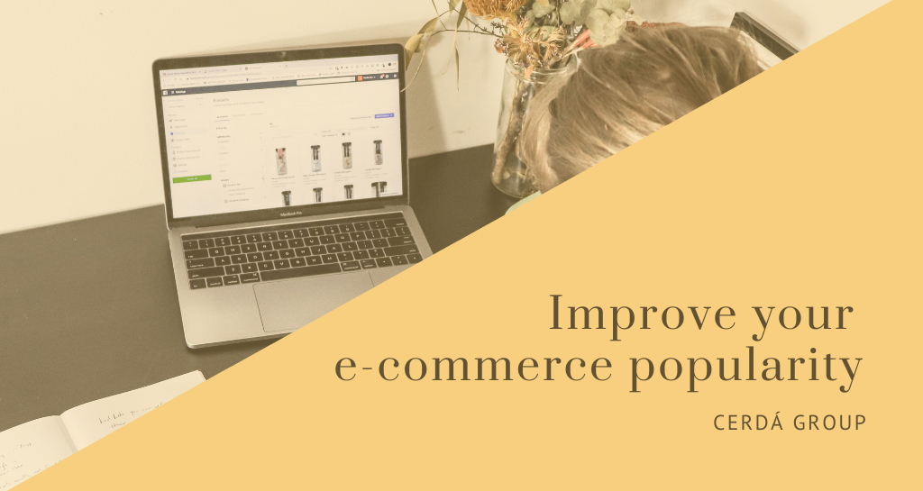 Tips to improve your ecommerce popularity