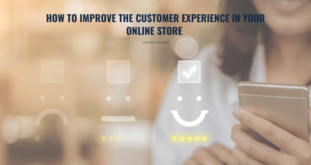 How to improve the customer experience in an online store