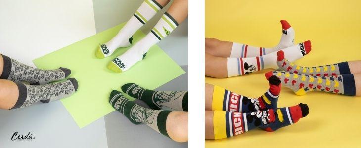 El accesorio perfecto para tus clientes: calcetines divertidos
